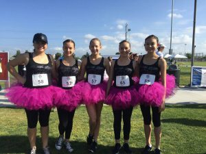 TTP Dance Co. joined Salem Christian Homes for their Tutus and Ties 5K