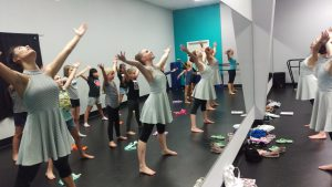We are blessed to work with a number of girls groups on dance badges, worship nights, and more.