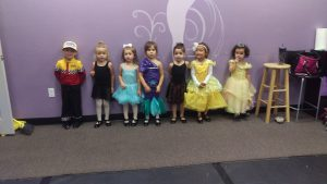 Halloween week is so much fun at the studio.  Dancers get to come in their costumes and enjoy a mini party the last 10 minutes of class!