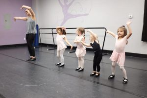 We love the energy our babies have in class!