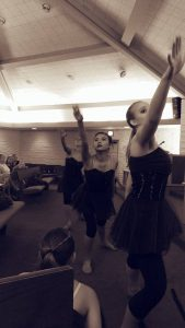 TTP Dance Co. performs at churches and women's ministry events all throughout the year.