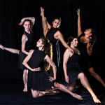 the ACDT dancing group